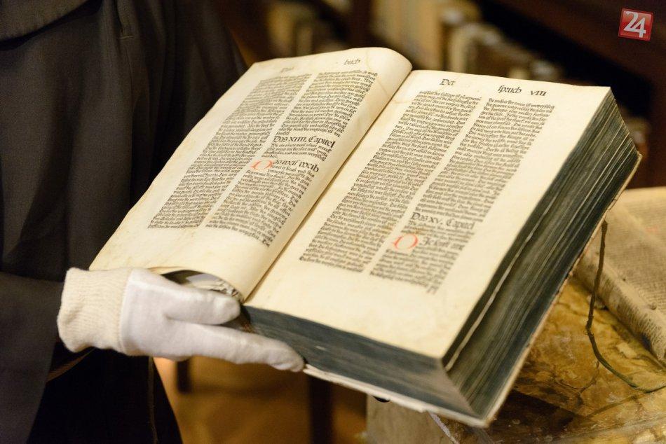 OPONICE: Gutenbergova knižnica predstavuje unikátne knihy od 15. storočia