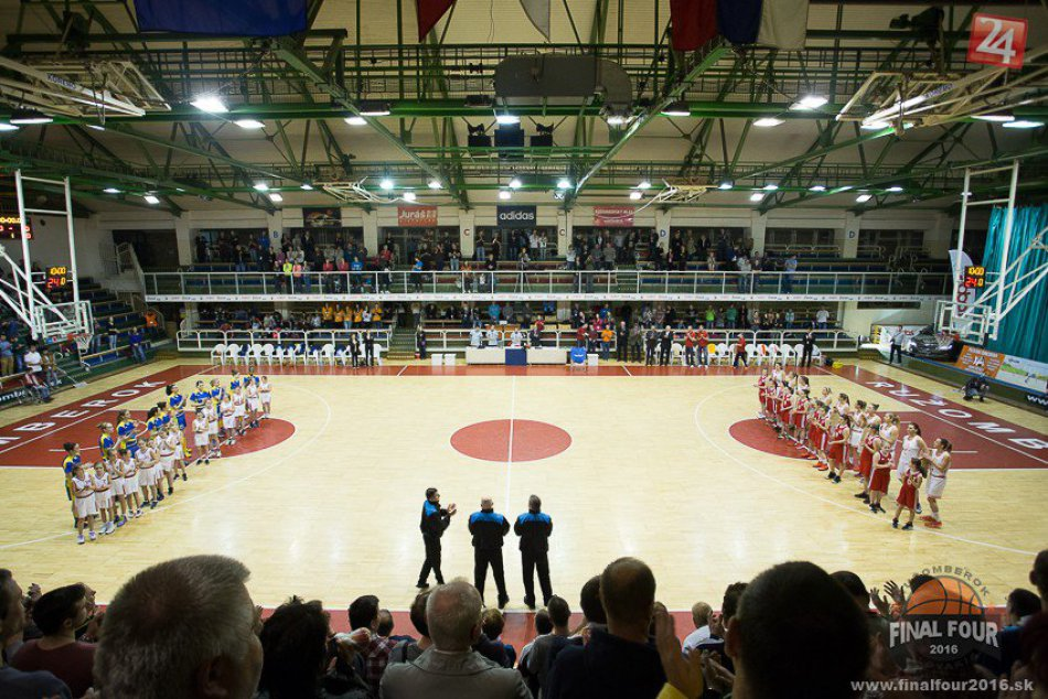 CEWL 2. semifinále: Ružomberok – Schwechat