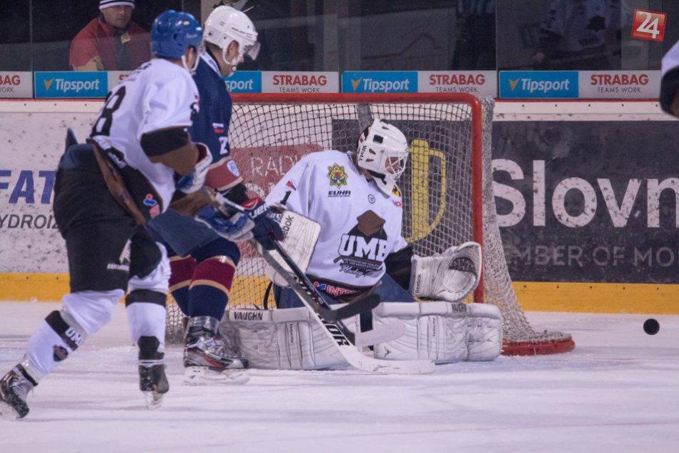 Hokejisti UMB opäť v play-off