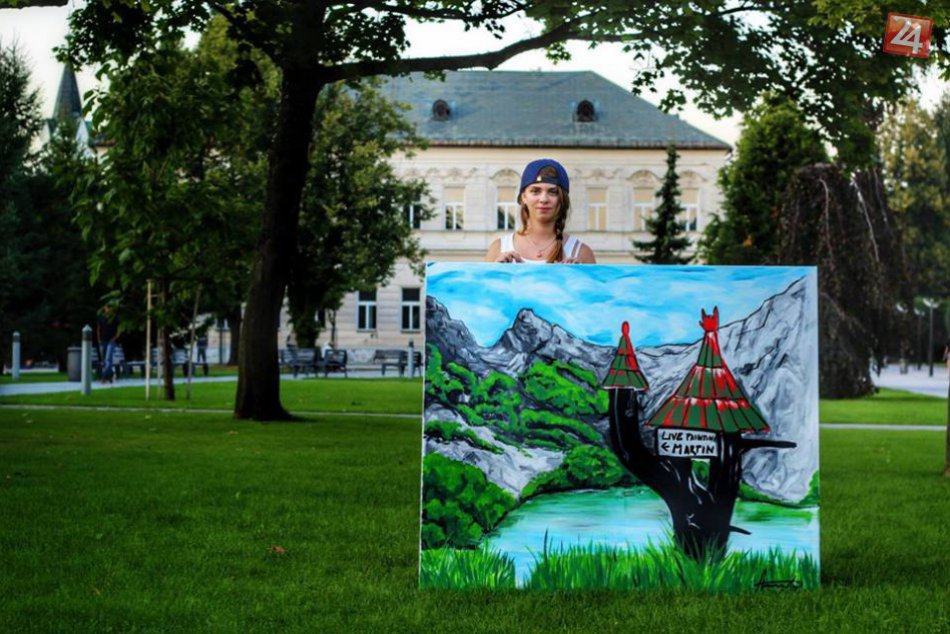 Umelkyňa Katka a jej tvorba