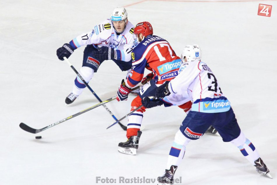 2. semifinále: HK Nitra - HKM Zvolen