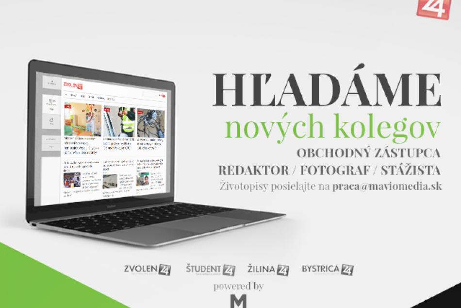 Hľadáme nové posily Bystrica24