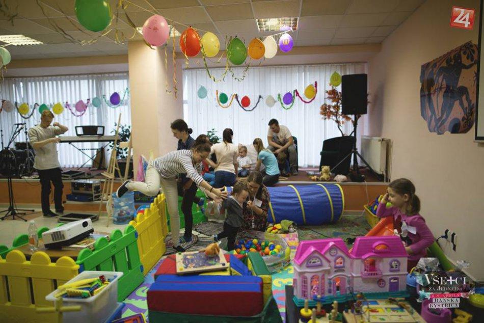 FOTO: Zaplnené Štiavničky hostili nevšednú akciu