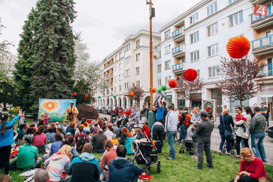 Festival mestoINAK prináša do Žiliny susedské aktivity