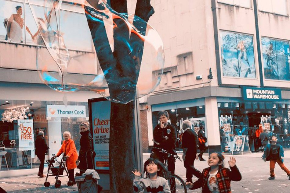 FOTO: Život Liptáčky Martiny v anglickom Bristole