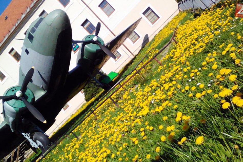 FOTO: Keď do Bystrice zavíta jar