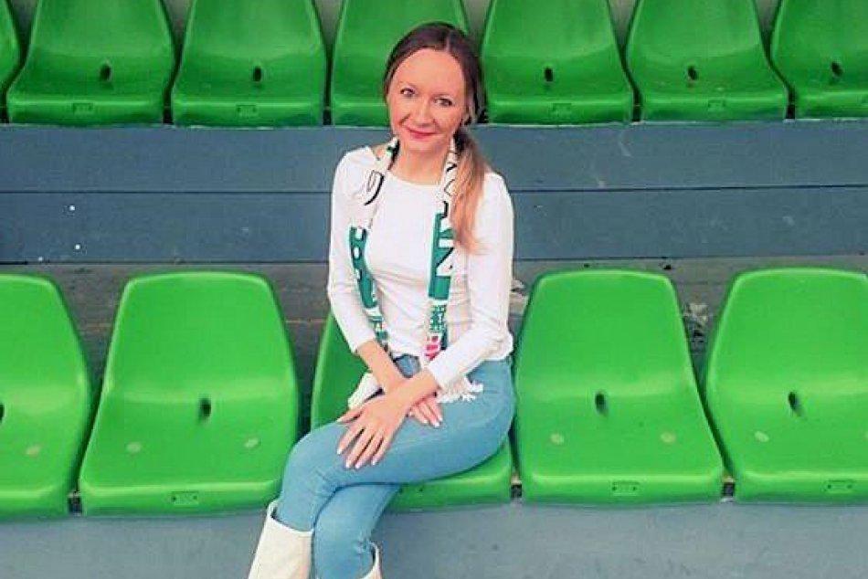 Vo veľkom podporuje futbalový Tatran Prešov: Mirka je jeho veľkou fanúšičkou