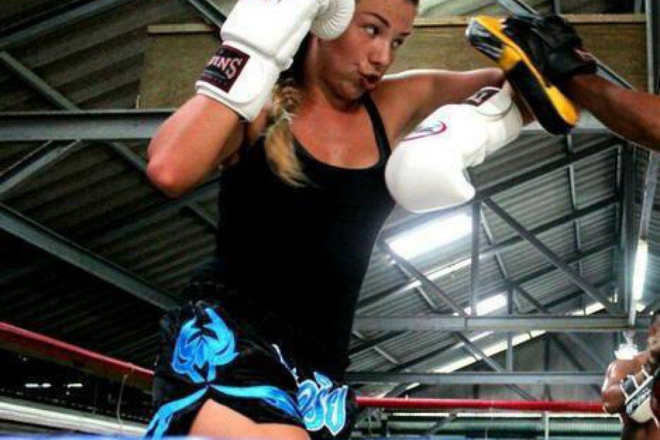 Andrea (22) zo Žiliny miluje boxerské rukavice: FOTO