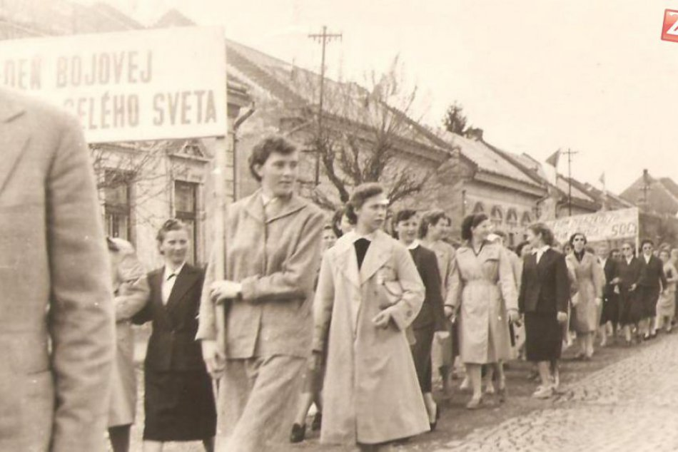Prvomájové oslavy za socíku: Pozrite si  zábery z Michaloviec