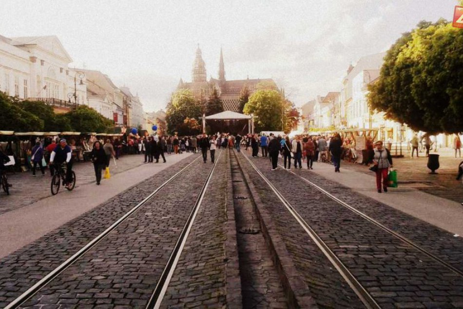 Dni mesta Košice začali vo veľkom štýle