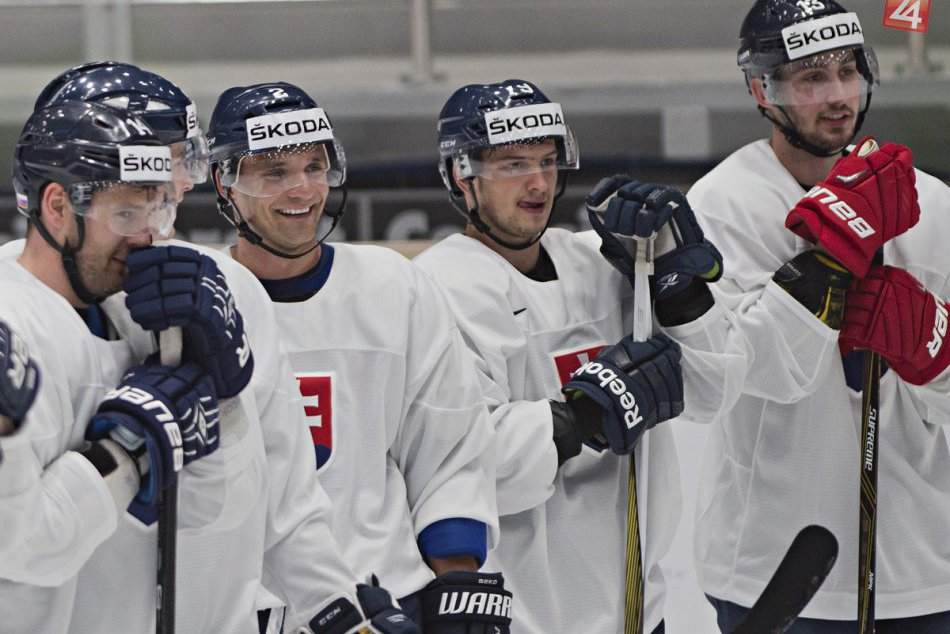 Považskobystričania v príprave pred MS 2016 v hokeji: Naši Andrejovia v repre