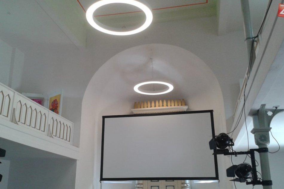 FOTO: Breznianska synagóga sa dočkala rekonštrukcie
