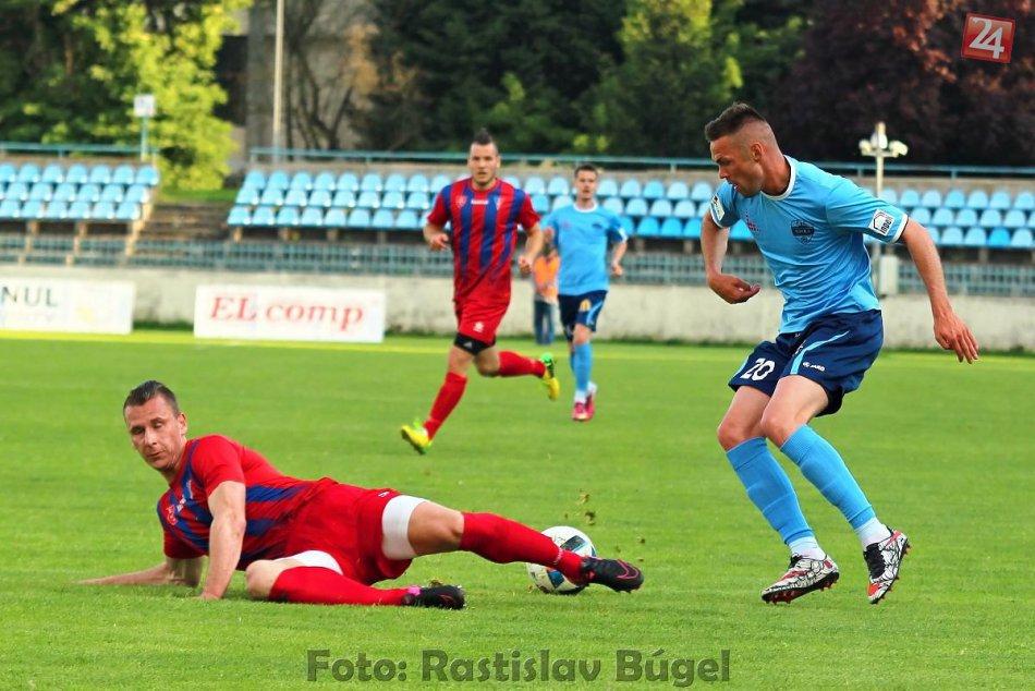 FOTO: Futbalisti FC Nitra bleskovým gólom porazili Zvolen