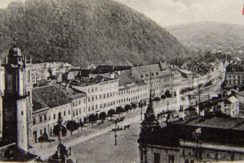 FOTO: Bystrica zachytená na unikátnych historických záberoch