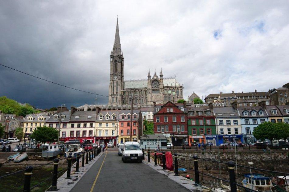 FOTO: Bystričanka Evka odišla do Írska. Okrem povinností aj dobrodružsvo