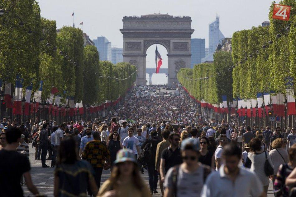Štrajk vo Francúzsku