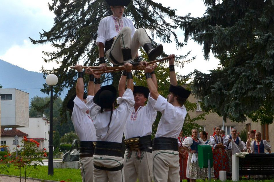 Folklórny súbor Liptov z Ružomberka oslavuje tento rok 70. výročie