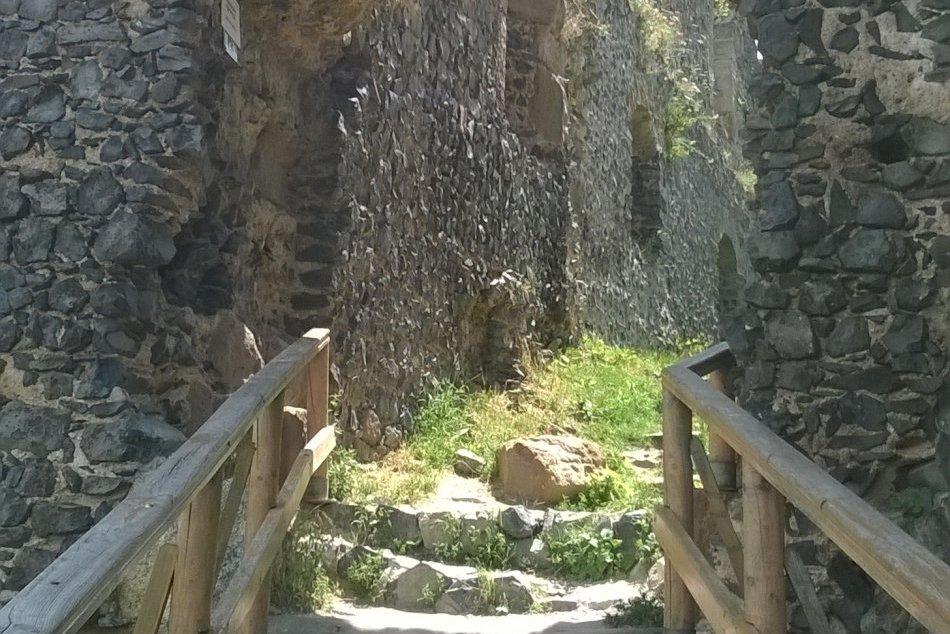 Šomoška - hrad na hranici
