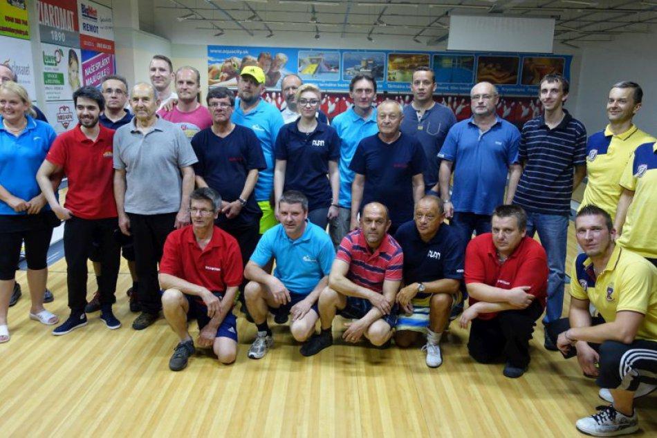 Bowlingová liga Poprad