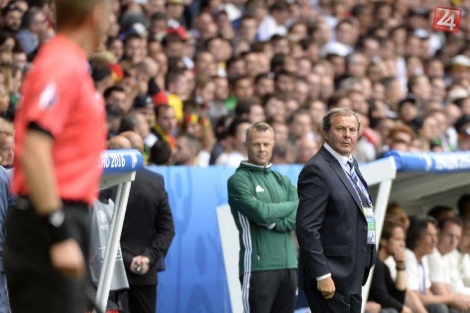EURO 2016: Slovensko - Nemecko