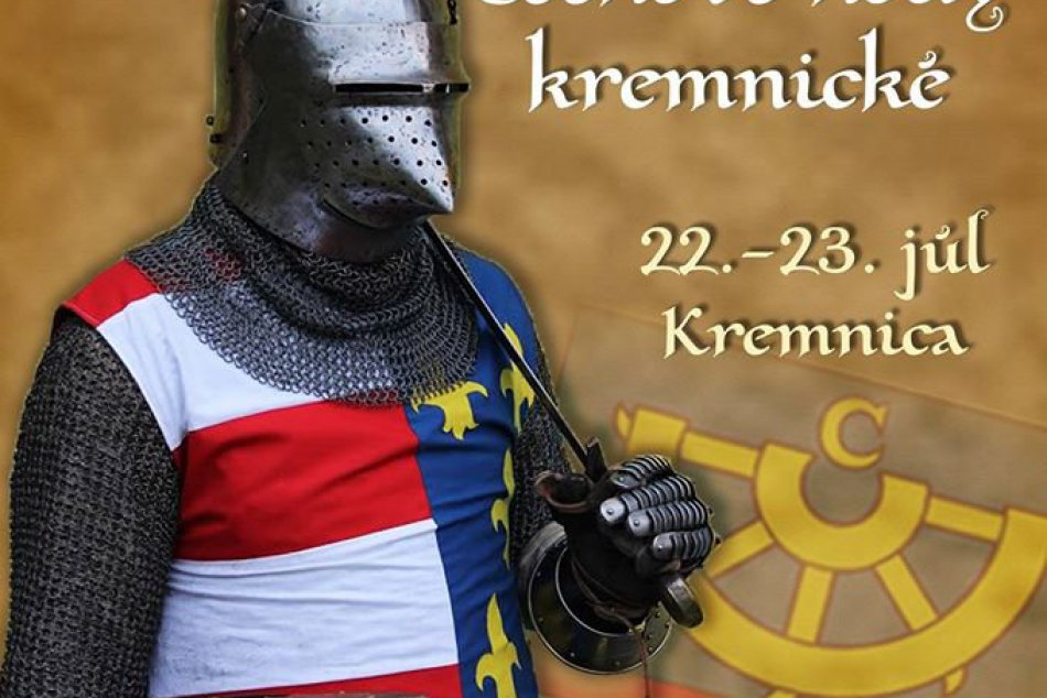 Cechové hody kremnické 2016