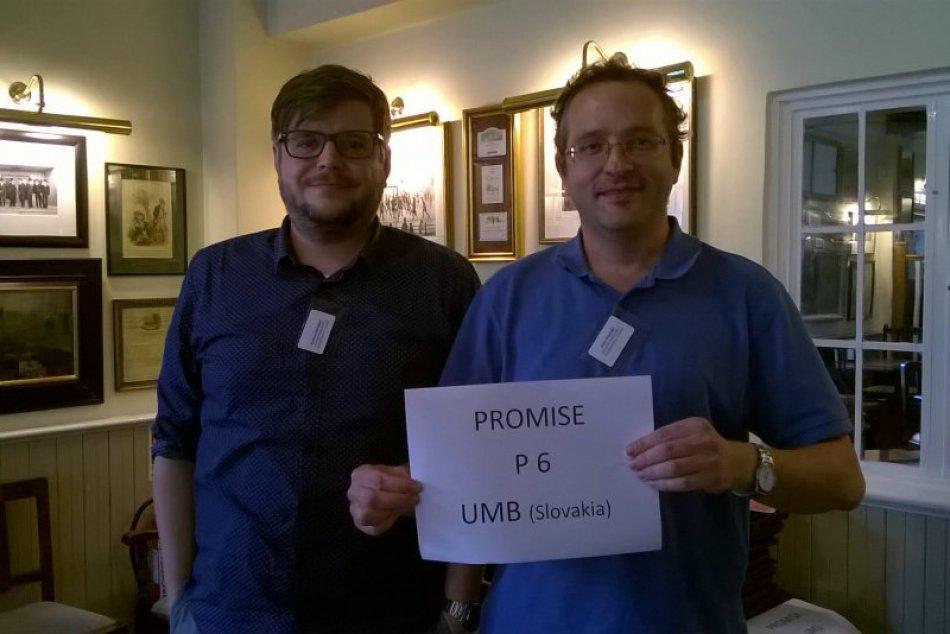 FOTO: Učitelia UMB v medzinárodnom projekte