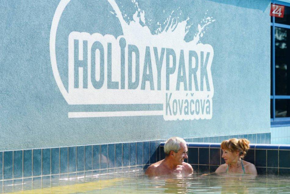 Letný relax aj zábava: Obľúbený Holidaypark láka programom pre deti aj dospelých