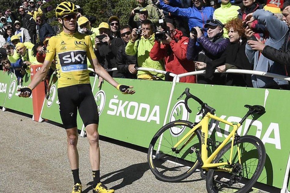 Tour de France nove