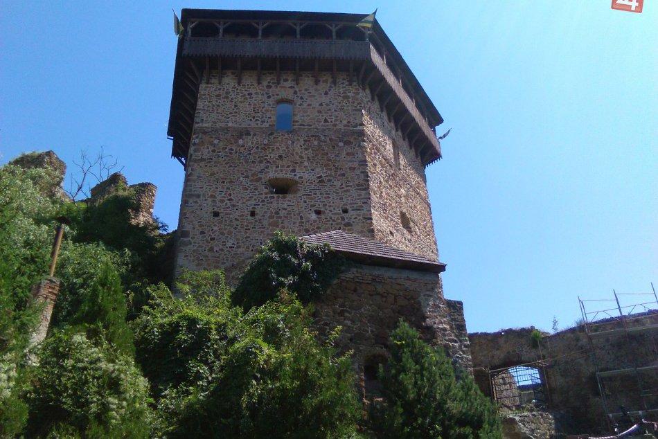 """FOTO: Hrad Fiľakovo bol v minulosti sídlom tureckého """"okresu"""""""