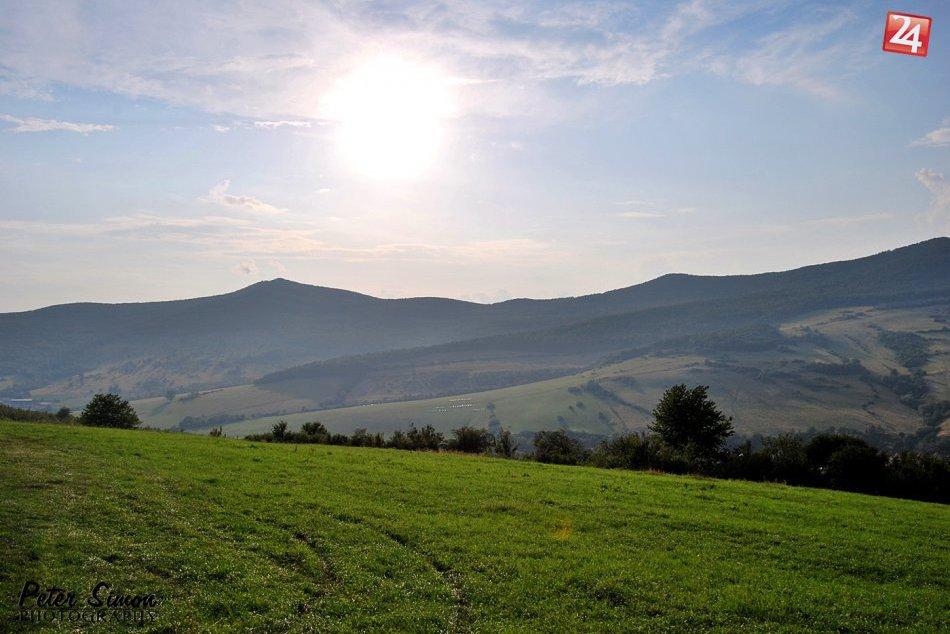 Obrazom: Fotky, ktoré sa oplatí pozrieť - Pačanský kopec - Úhorná