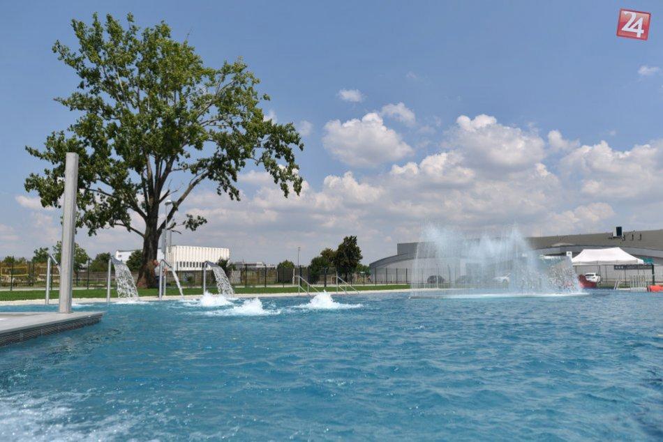 fd047af66 V Trnave vybudovali nové letné kúpalisko: Pozrite si ho v obrazoch