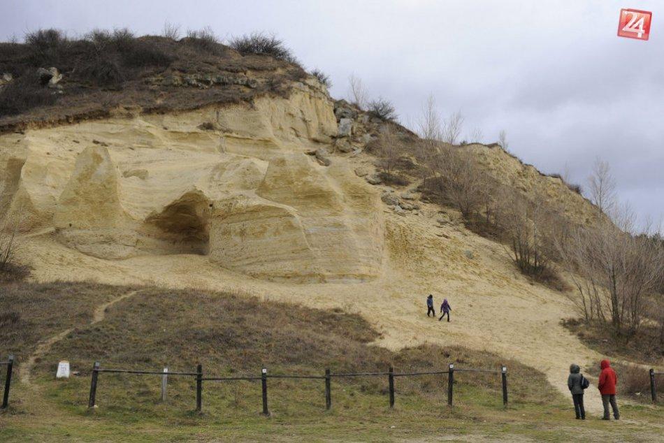 Pieskový vrch Sandberg