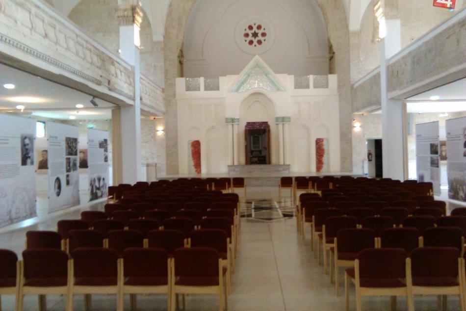 Pozrite si krásu zrekonštruovanej synagógy