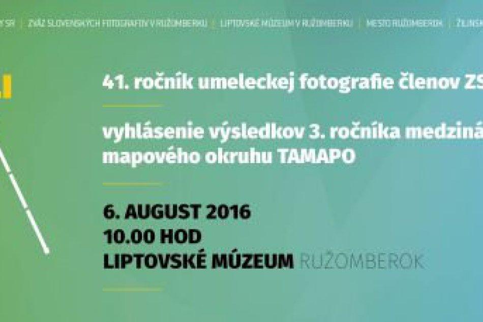 V Ružomberku otvorili výstavu z najnovšej tvorby členov Zväzu slovenských fotogr