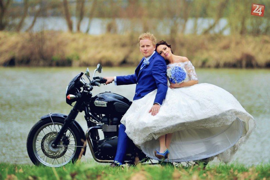FOTO: Svadobné fotky Jána Rabaru