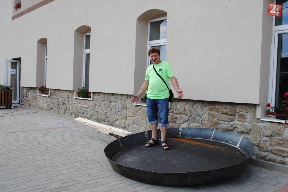 Klobúk dole pred Hrhovčanmi: Takúto megapanvicu ste ešte nevideli, FOTO