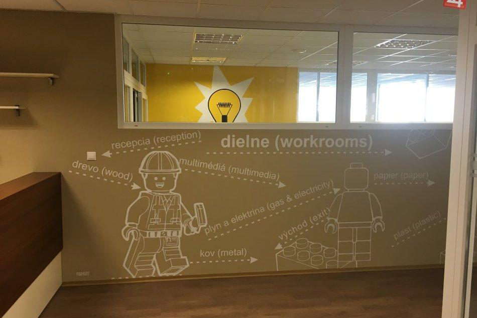 V OBRAZOCH: Unikátne centrum techniky na bystrickej základnej škole