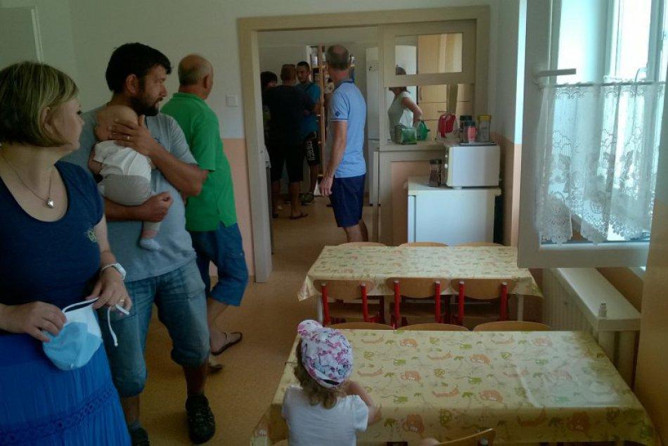 Vynovená materská škola v Jablonci
