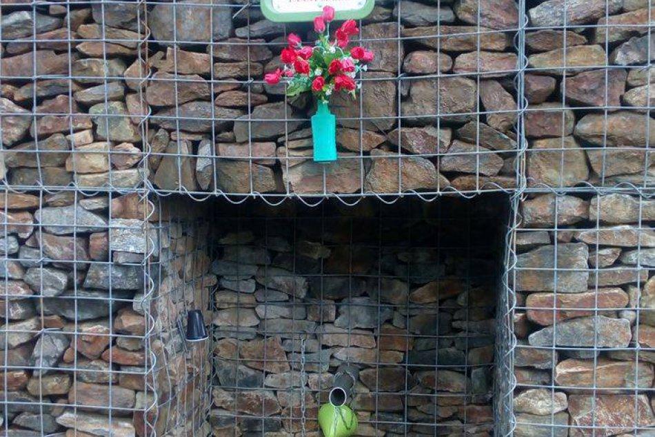 FOTO: Zachránená studnička na okraji mesta