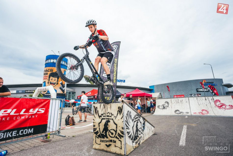 Majstrovstvá Slovenska v cyklotriale - pred pretekmi 2016