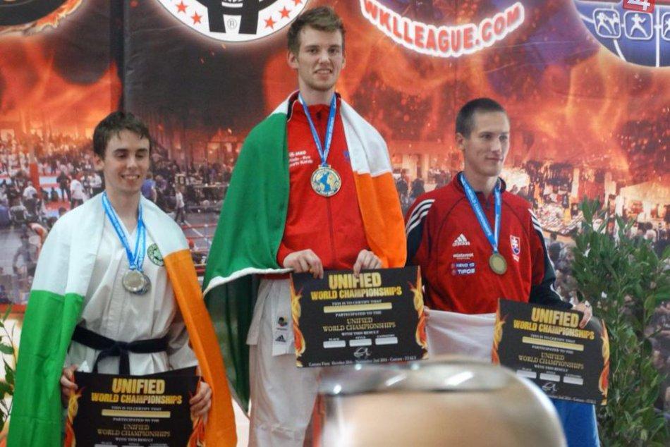 FOTO: Mladý talent z Brezna. Karate je krásny šport