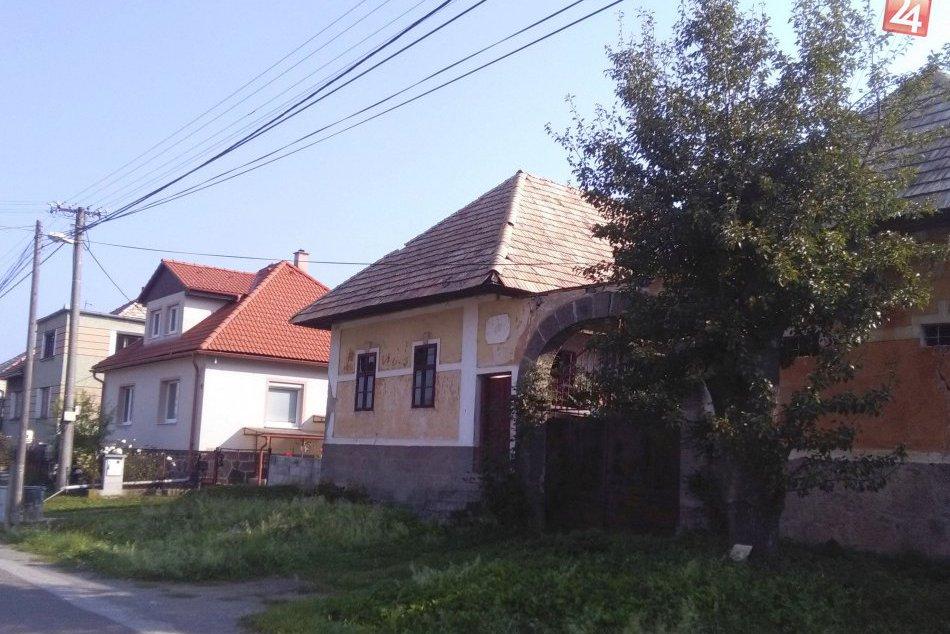 Obec Ostrá Lúka neďaleko Zvolena v OBRAZOCH