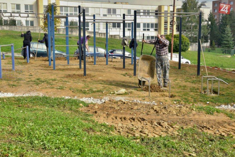 V OBRAZOCH: Týždeň dobrovoľníctva v podaní zamestnancov radnice