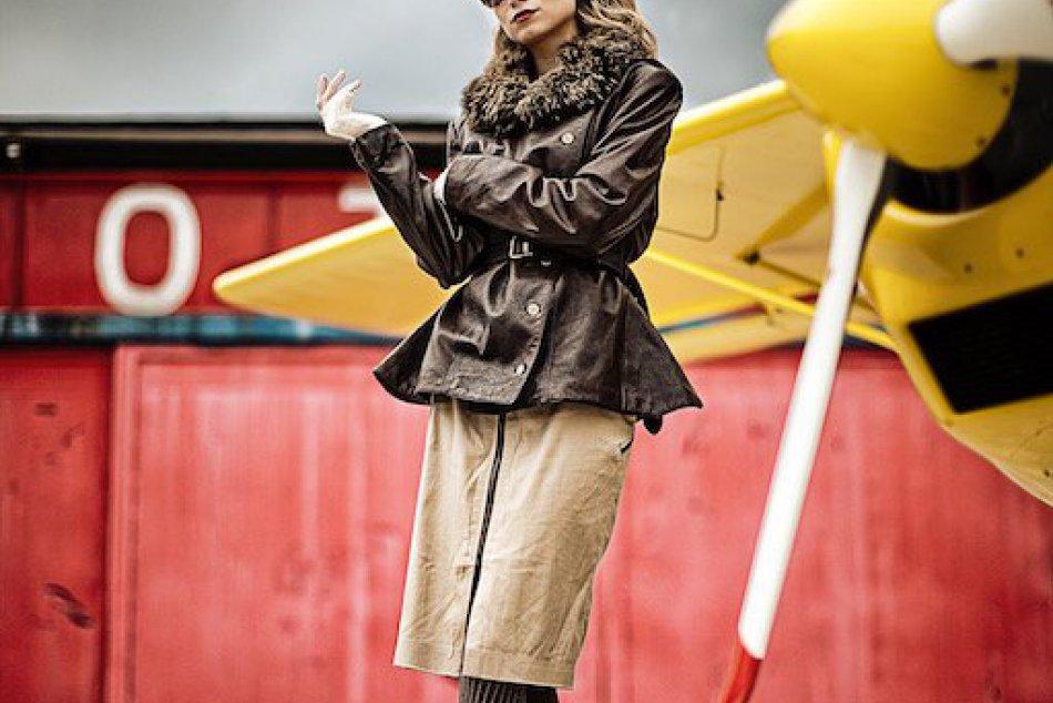 OBRAZOM: Trnavčanka sa venuje móde: Pozrite si kúsky z jej zaujímavých kolekcií
