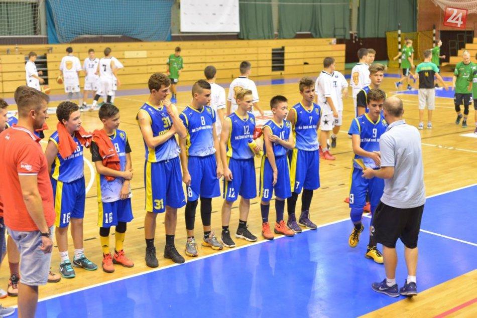 European Youth Basketball League: Žiačania sa vrátili s cennými skúsenosťami