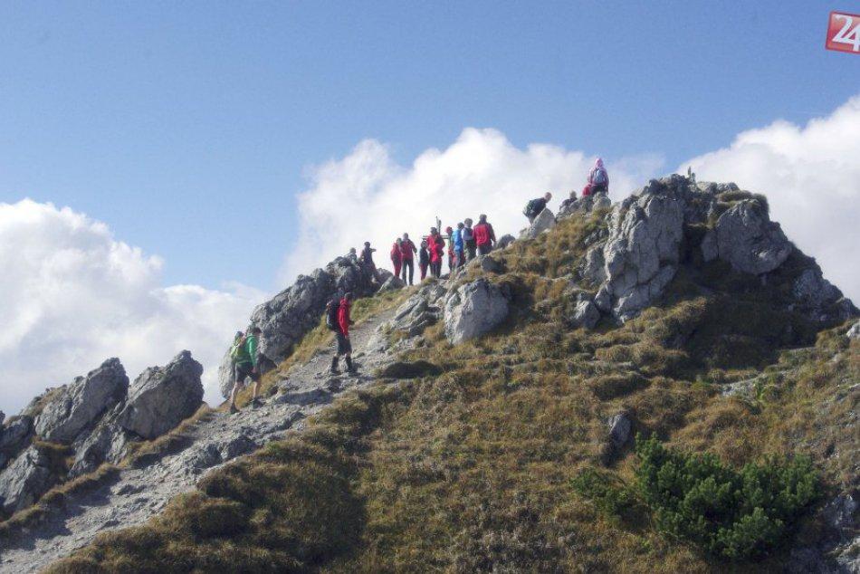 Turistické trásy v blízkosti Žiliny