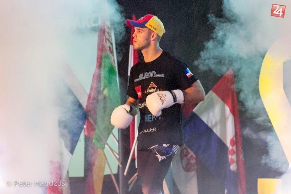Pavol Garaj vs. Michal Szmajda na Simply The Best 12