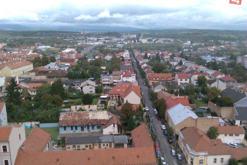 V OBRAZOCH: Najkrajšie výhľady na Lučenec z centra a okolia