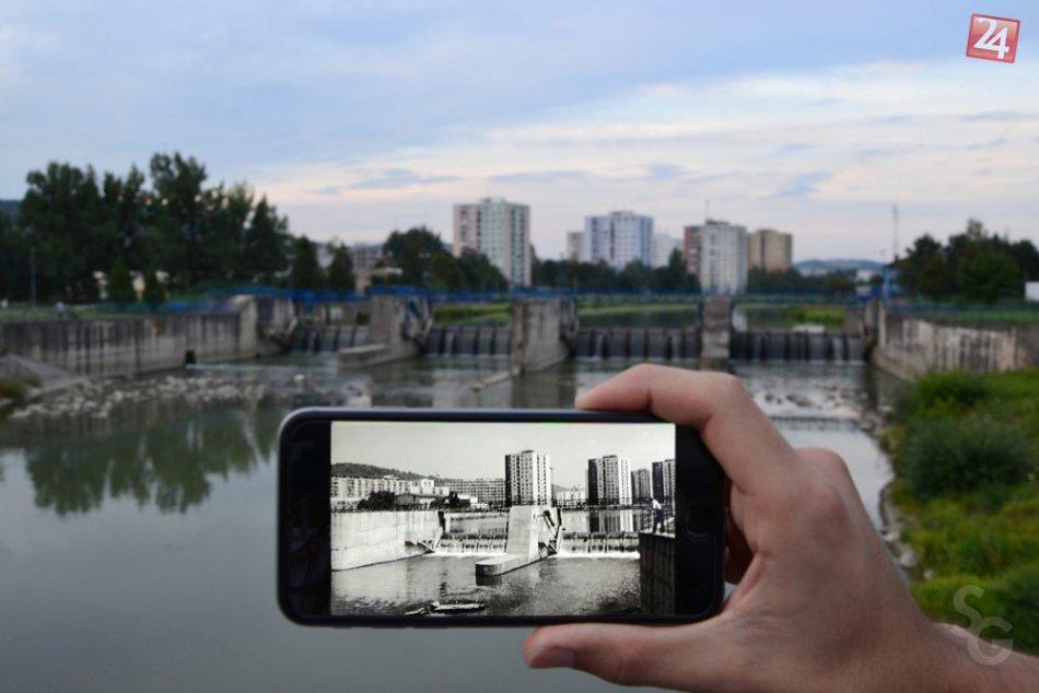 Originálne FOTODIELA: Takto sa po čase zmenili známe miesta v Humennom