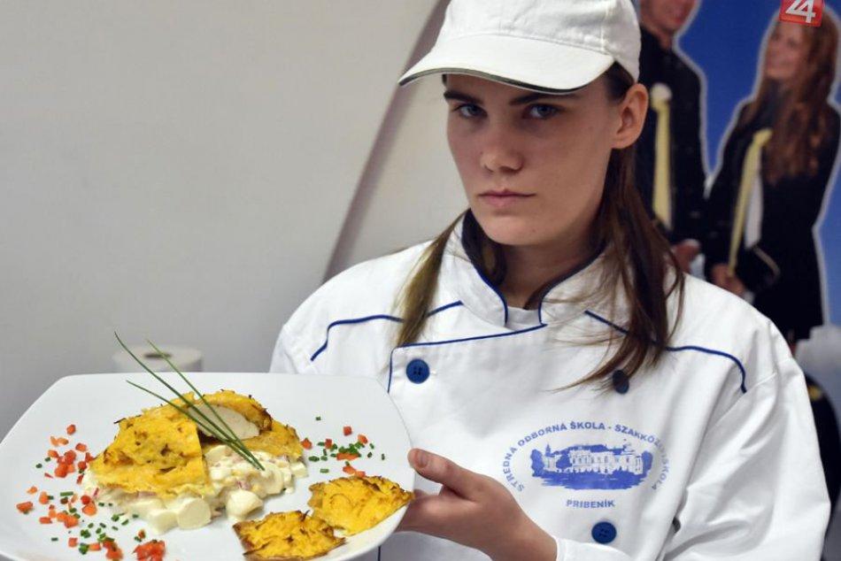 Obrazom: Kulinárska súťaž Kuchár Zemplína